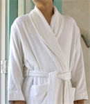 Luxurious Microfiber Bathrobe for Her